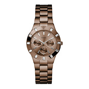 GUESS Ladies' Stone Set Watch - Product number 9246339
