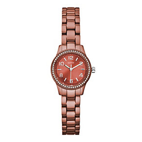 Guess Ladies' Coral Bracelet Watch - Product number 9246487