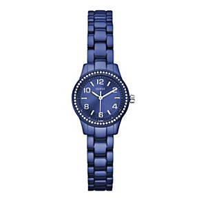 Guess Ladies' Blue Bracelet Watch - Product number 9246738