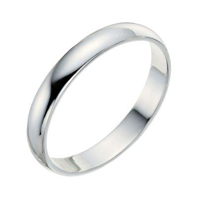 White Gold Wedding Rings Ernest Jones