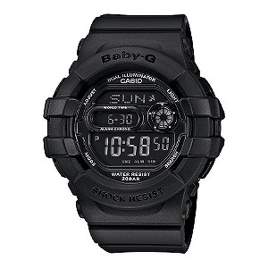 Casio Baby-G Black Digital Strap Watch - Product number 9248706