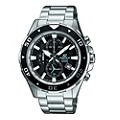 Casio Edifice Men's Marine Stone Set Bracelet Watch - Product number 9248757