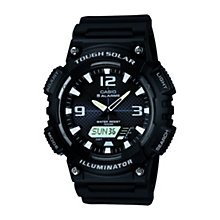 Casio Solar Resin Strap Watch - Product number 9248781