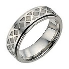 Men's titanium ring - Product number 9272356
