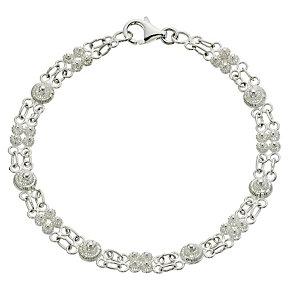 Petali Di Amore Sterling Silver Bracelet - Product number 9276521