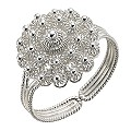 Petali Di Amore Sterling Silver Flower Ring - Product number 9276556