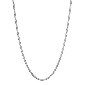 "Silver 20"" Snake Chain - Product number 9285318"