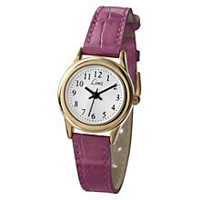 Limit Pink Strap Watch - Product number 9285407