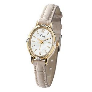 Limit Beige Strap Watch - Product number 9285504