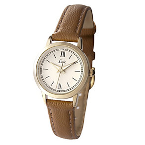 Limit Tan Strap Watch - Product number 9285539