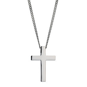 Stainless Steel Cross 20