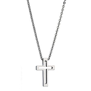"Stainless Steel Open Cross 20"" - Product number 9288872"