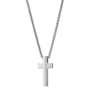 Stainless Steel Cross Pendant - Product number 9288899