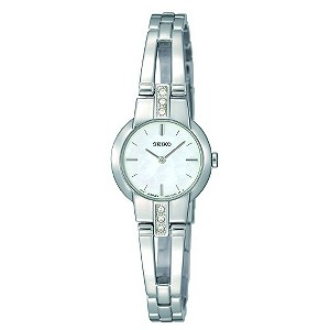 Seiko Ladies' Stainless Steel Bracelet Watch - Product number 9290435
