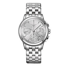 Longines men's automatic stainless steel bracelet watch. - Product number 9290729