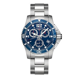 Longines HydroConquest men's stainless steel bracelet watch - Product number 9290737