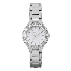 DKNY ladies' stainless steel bracelet watch - Product number 9294236