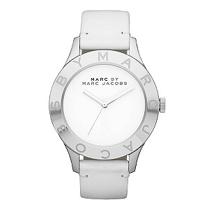 Marc By Marc Jacobs ladies' white strap watch - Product number 9294716