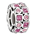 Chamilia Stepping Stone Rose Bead - Product number 9295933