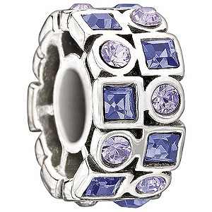 Chamilia Stepping Stone Lavender Bead - Product number 9296263
