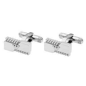Emporio Armani stainless steel eagle cufflinks - Product number 9298800