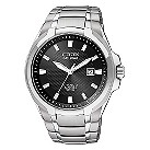 Citizen Eco-Drive men's titanium sapphire bracelet watch - Product number 9299440