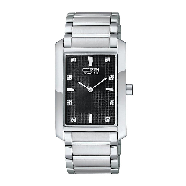 Citizen stainless steel bracelet watch - Product number 9299459