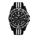 Adidas Stockholm Black & White Chronograph Watch - Product number 9301879