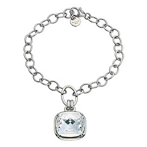 Northern Lights Silver Crystal Charm Bracelet - Product number 9303154
