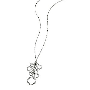 Fiorelli Multi Circle Drop Necklace - Product number 9303219