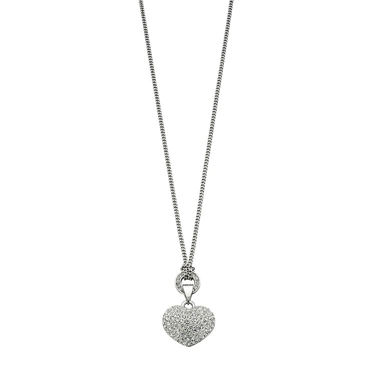 Friorelli Crystal Heart Pendant - Product number 9303235