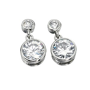 Fiorelli Round Crystal Drop Earrings - Product number 9303251