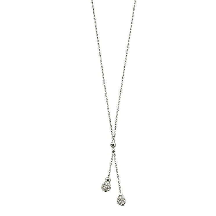 Firorelli Pave Set Crystal Ball Pendant - Product number 9303308
