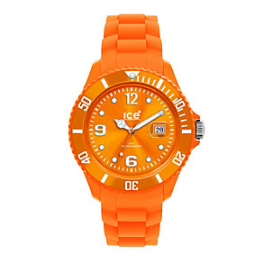 Ice-Watch Men's 48mm Orange Watch - Product number 9303626