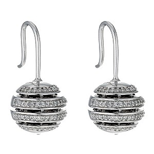 Amanda Wakeley 1/5 carat diamond sphere earrings - Product number 9303987