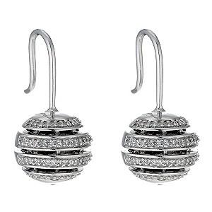 Amanda Wakeley 0.20ct diamond sphere earrings - Product number 9303987