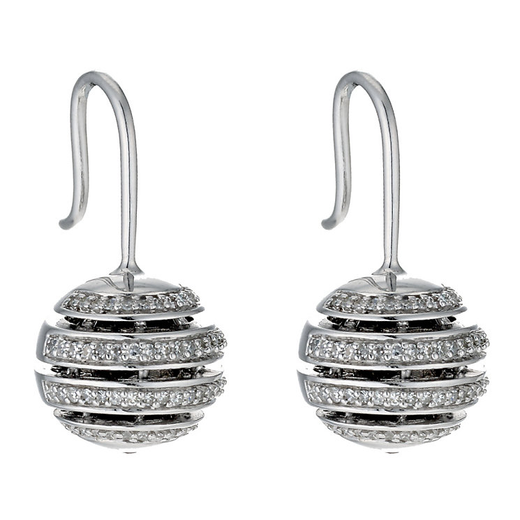Amanda Wakeley 0.20ct diamond sphere earrings - Product number 9303987