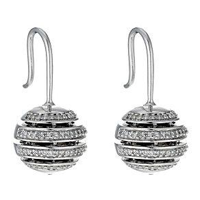 0.20Ct Diamond Sphere Earrings - Product number 9303987