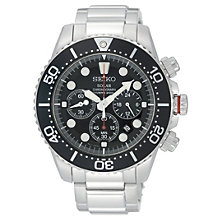 Seiko Prospex Men's Stainless Steel Chronograph Watch - Product number 9308350