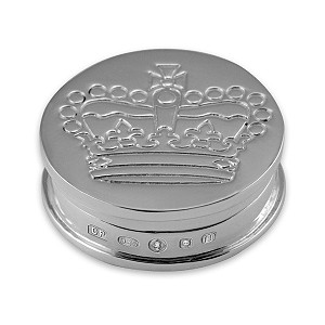 Silver Jubilee crown box - Product number 9321896