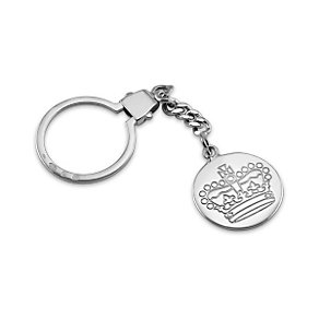 Silver Jubilee keyring - Product number 9321918