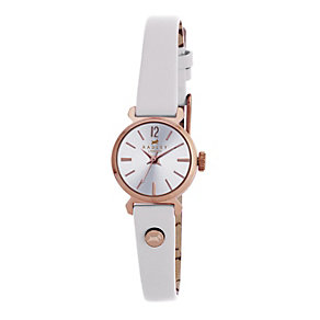 Radley Ladies' White Strap Watch - Product number 9322000