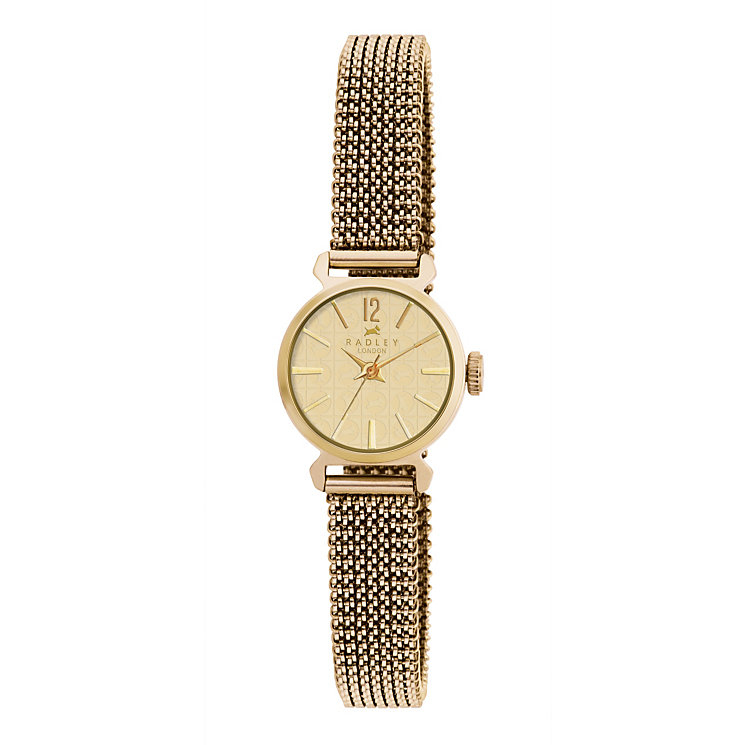 Radley Yellow Gold Expander Bracelet Watch - Product number 9322124