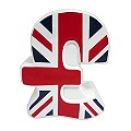Union Jack Money Box - Product number 9332731