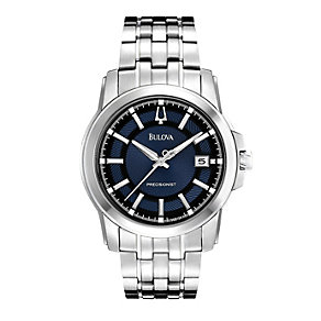 Bulova Men's Stainless Steel Bracelet Watch - Product number 9333053