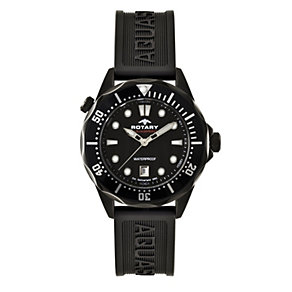 Rotary Aquaspeed Black Dial Diver's Watch - Product number 9336427