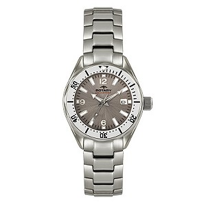 Rotary Aquaspeed Ladies' Stainless Steel Bracelet Watch - Product number 9336486