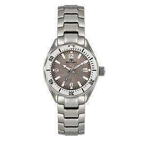 Rotary Aquaspeed Ladies' Stainless Steel Bracelet Watch - Product number 9336486