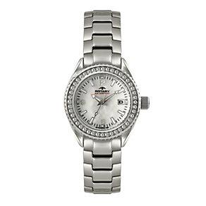 Rotary Aquaspeed Ladies' Stone Set Bracelet Watch - Product number 9336494