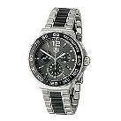 TAG Heuer F1 men's stainless steel & black ceramic watch - Product number 9338861